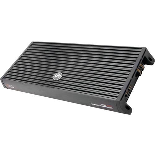 db Drive A6 2800.1d 2,800W Okur A6 Series Class D Monoblock Amp