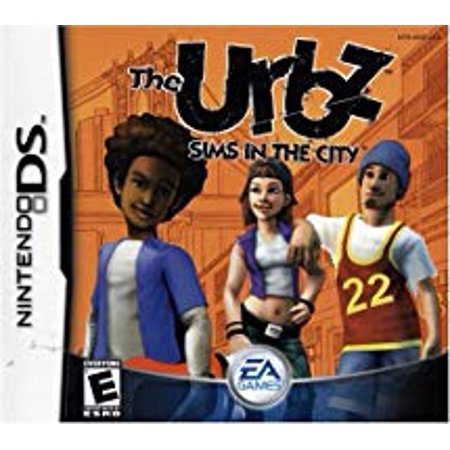 The Urbz: Sims in the City - Nintendo Ds (The Urbz Sims In The City Pc)