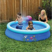 Kids Inflatable Octopus Swimming Pool