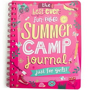Summer Camp Journal For Girls - Stationery - 1 Piece