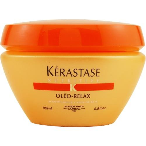 Nutritive Oleo-Relax Masque by Kerastase for Unisex - 6.8 oz Hair Mask