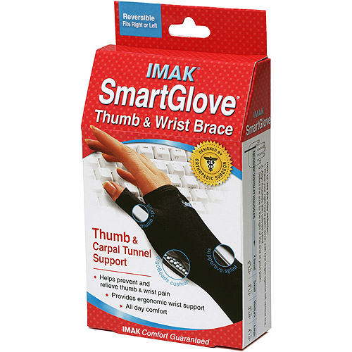IMAK Smart Glove with Thumb Support - Large