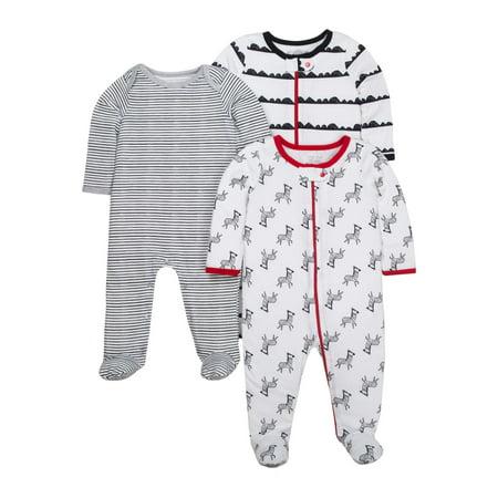 f5574b1d4 Little Star Organic - Newborn Baby Boy Sleep N Play