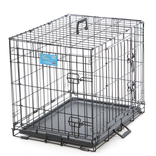 Midwest Homes For Pets Life Stages Fold & Carry Double Do...