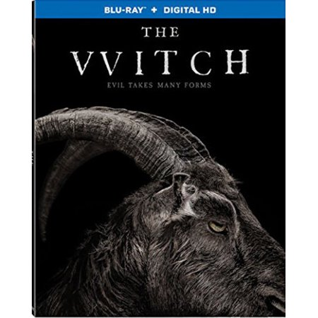 The Witch (Blu-ray) (VUDU Instawatch Included)