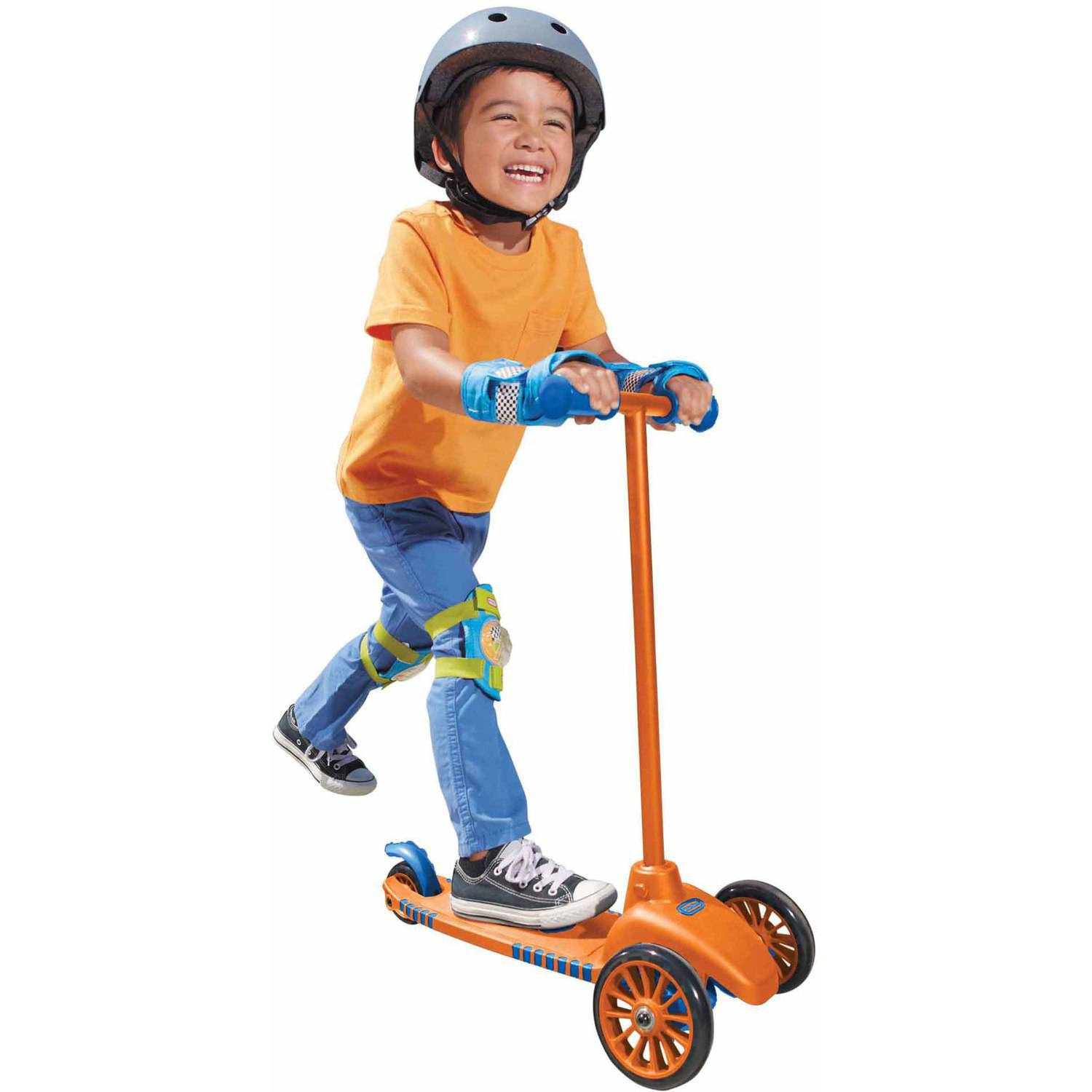 Little Tikes Lean To Turn Scooter, Blue by MGA Entertainment