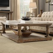 iNSPIRE Q Edmaire Rustic Baluster 60-inch Coffee Table by  Artisan