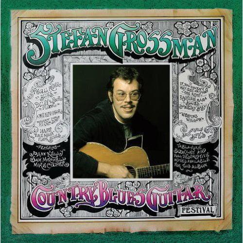 Stefan Grossman - Country Blues Guitar Festival [CD]