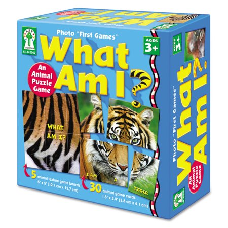 Key Education Photo First Games  What Am I