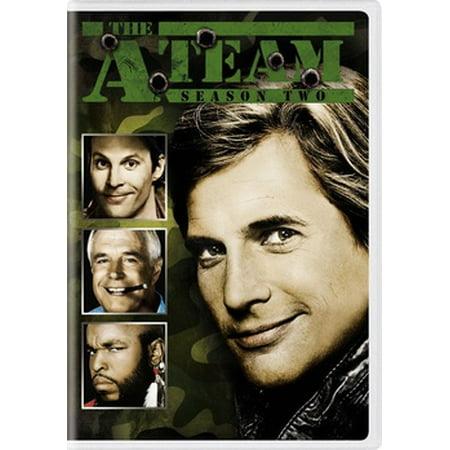 The A-Team: Season Two (DVD)