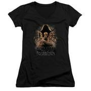 Stargate SG1 Nemesis Juniors V-Neck Shirt