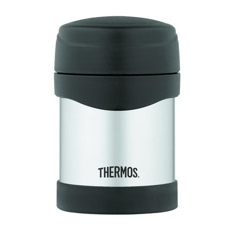 Thermos 10 oz Stainless Steel Food Jar (Round Decorative Jar)