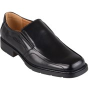 Mens Square Toe Slip-on Loafers
