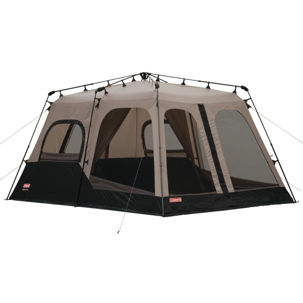 The Coleman Instant Tent 14u0027 x 10u0027 8-Person  sc 1 st  Walmart & The Coleman Instant Tent 14u0027 x 10u0027 8-Person - Walmart.com