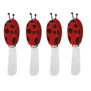 Ladybug Lane Spreader Set of 4