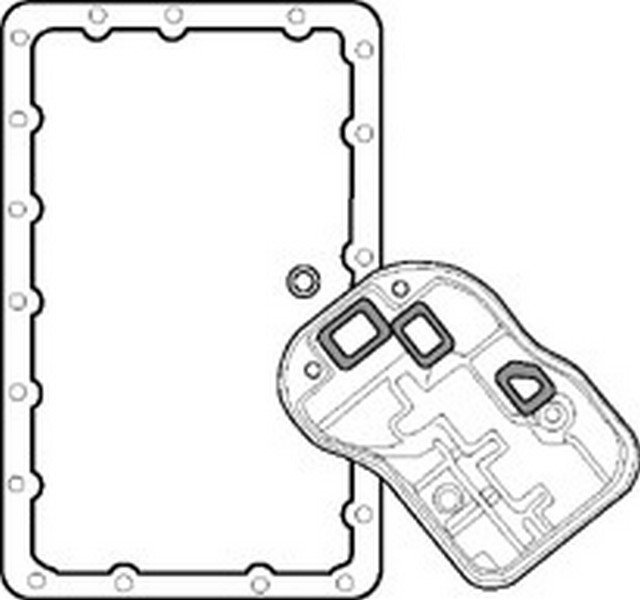 ATP B-460 Automatic Transmission Filter Kit