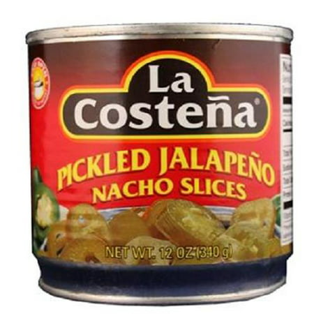 Product Of La Costena, Pickled Jalapeno Nacho Slices, Count 1 - Mexican Food / Grab Varieties & Flavors
