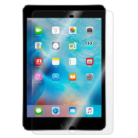 iPad Mini 4 Screen Protector - Ultra Clear High Definition HD LCD Screen Protector Film Guard Shield for Apple iPad Mini 4 2015 Release Tablet Definition Lcd Screen