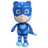 PJ Masks Bean Plush Catboy, Ages 3+