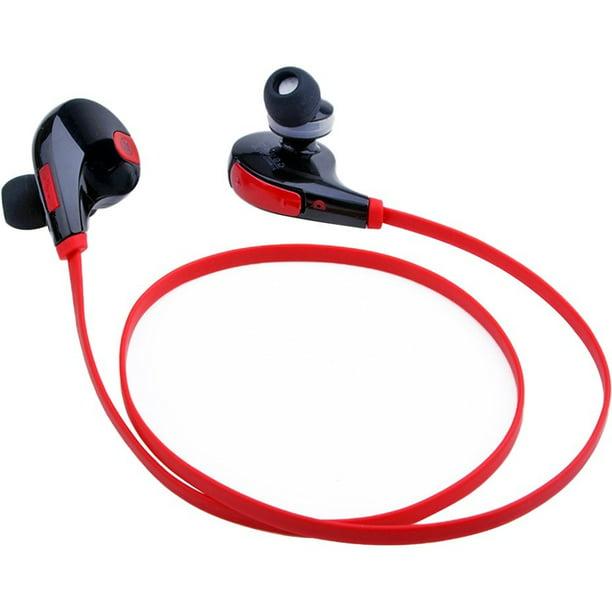 Sporty Jogging Wireless Earbuds Headphones With Microphone Walmart Com Walmart Com