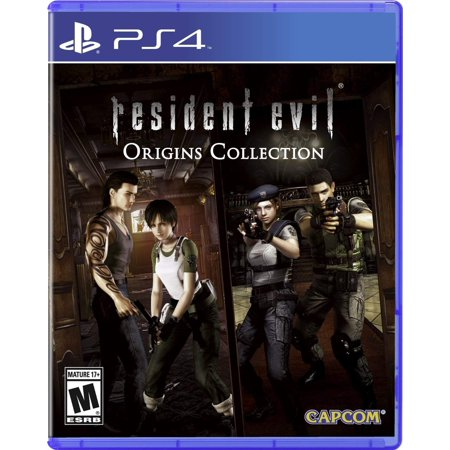 Resident Evil Origins Collection - PlayStation 4 Standard Edition, Return to the series origins - Discover the truth behind what led to the horrors.., By by (Best Horror Games Ps4)