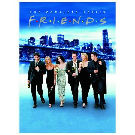 Friends: La collection complète de la série (25e anniversaire / remballé / DVD) - image 2 de 2