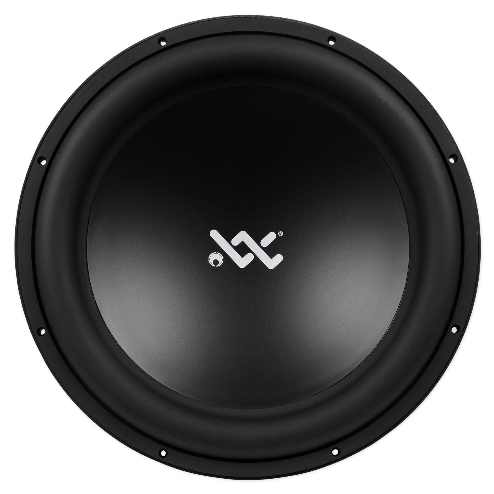 """Re-Audio XX18D4 V2 18"""" 1500W RMS Dual 4-Ohm Car Subwoofer..."""