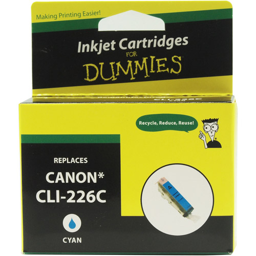For Dummies Canon CLI-226 Ink Cartridges