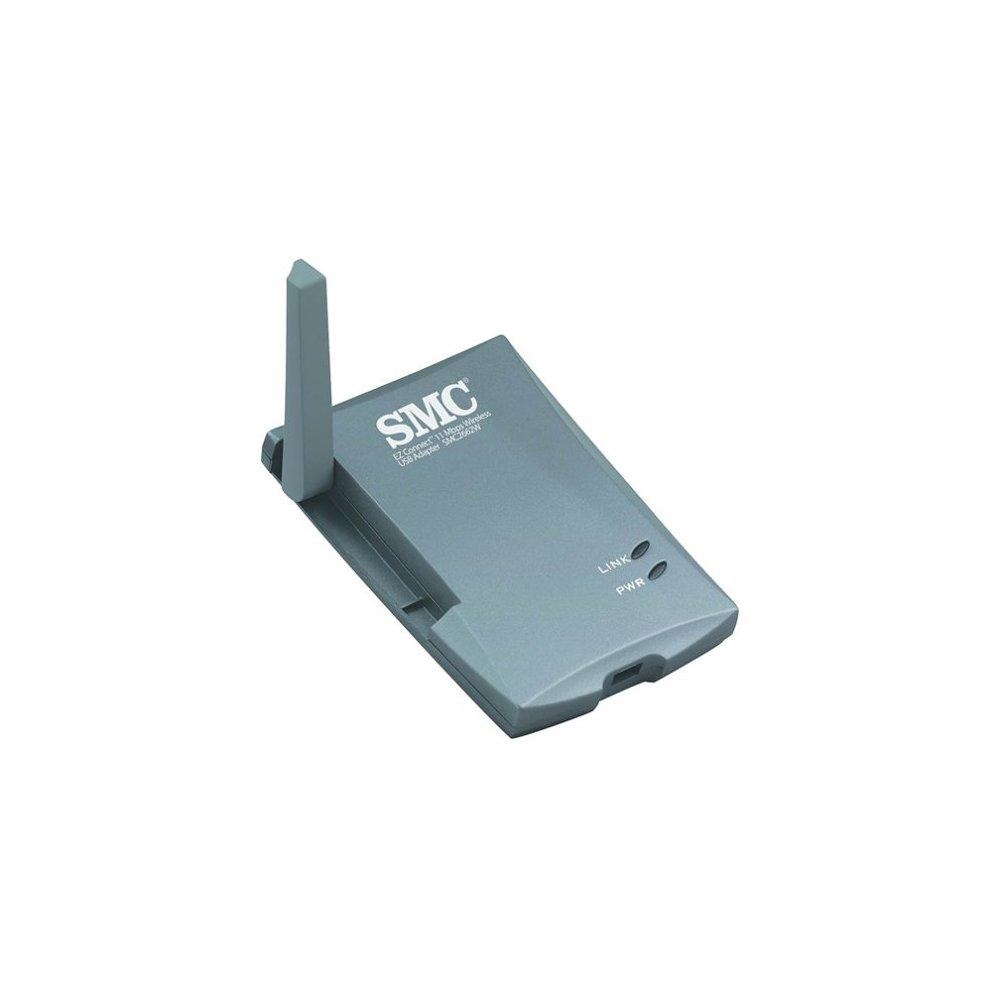 SMC Networks SMC2662W EZ Connect Wireless USB Adapter (11 Mbps)