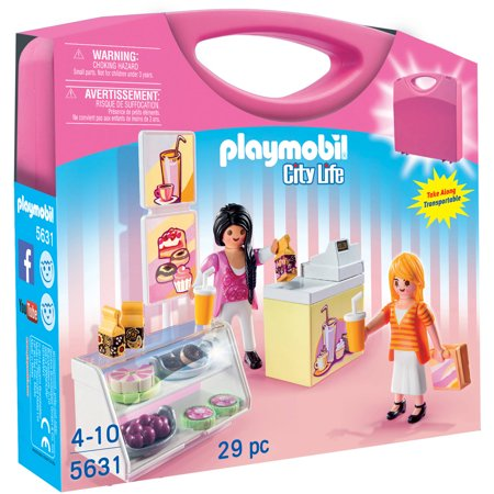 Playmobil Carrying Case Sweet Shop