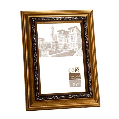 Philip Whitney Bevel Leaf Picture Frame