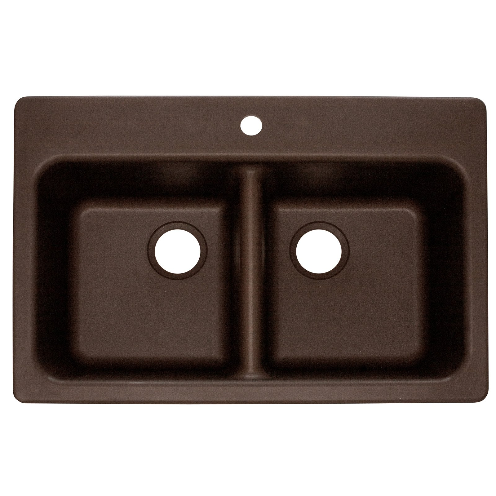 Fhp FPM3322-1 Double Basin Undermount Kitchen Sink