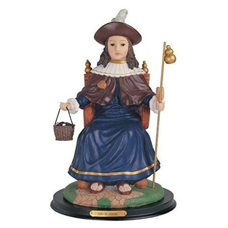StealStreet Ss-G-316.34 Nino De Atocha Religious Child Figurine Statue Decoration, 13