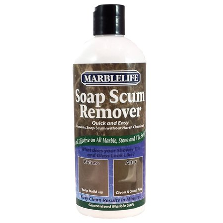 MARBLELIFE Soap Scum Remover 16 oz. (Best Cleaner To Remove Soap Scum From Bathtub)
