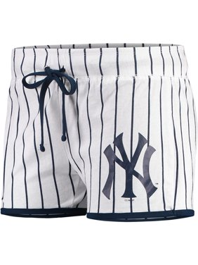 61887275f6 Product Image New York Yankees Concepts Sport Women s Vigor Sleep Shorts -  White Navy