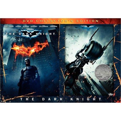 The Dark Knight (DVD + Comic Book + Commemorative Coin) (Widescreen)