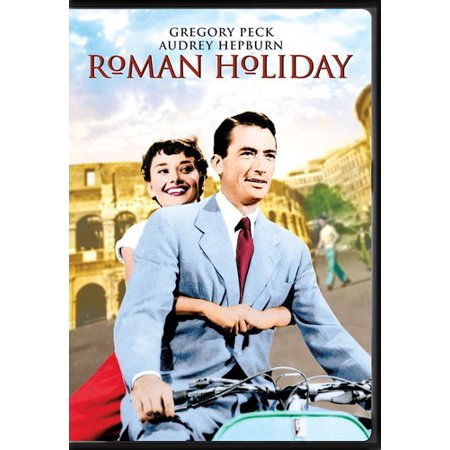 Roman Holiday (DVD) (All The Holidays In Order)
