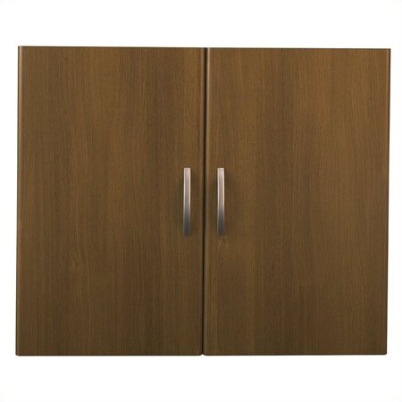 Bush Business Series C Half Height Door Kit (2 doors) in Warm Oak - image 2 of 3