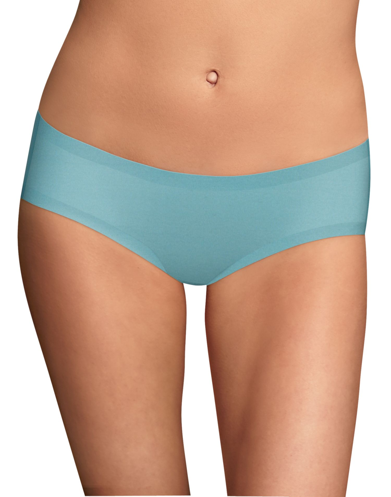 Maidenform Comfort Devotion Womens Hipster - Best-Seller, 5, Amazing Aqua