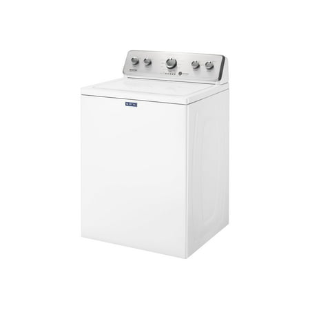 Maytag MVWC465HW - Washing machine - freestanding - width: 27.5 in - depth: 27 in - height: 44 in - top loading - 3.8 cu. ft - 770 rpm - white