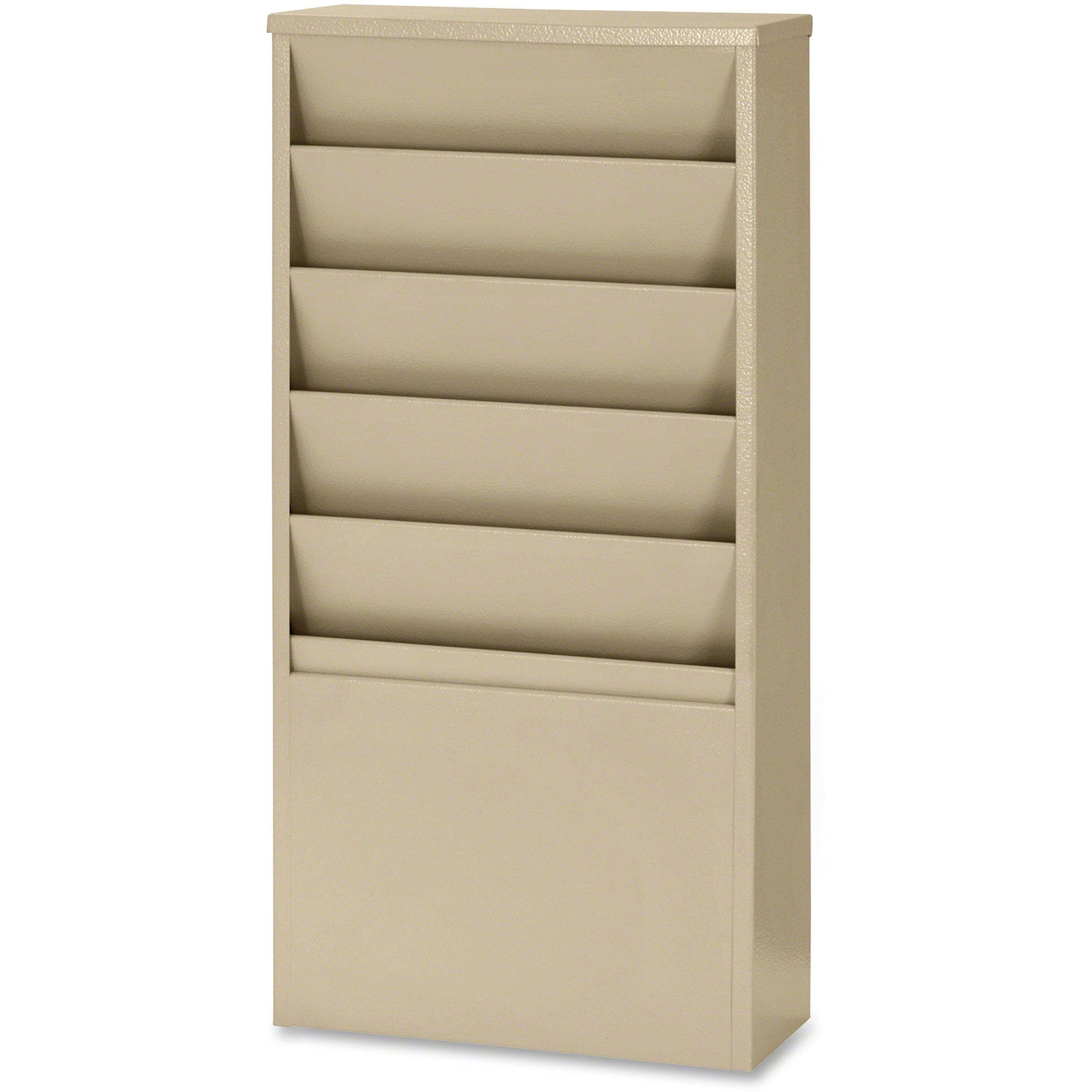 5-Pocket Literature Display Racks