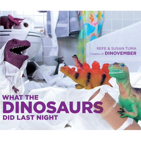 What the Dinosaurs Did Last Night - The Dinosaur Place Coupons