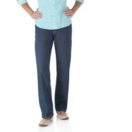 The Riders By Lee Women's Core Relaxed Fit Straight Leg Jean