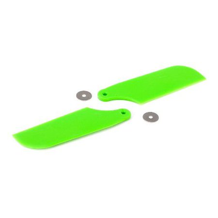 Tail Rotor Blade, Green: B450, B400 (Tail Carbon Rotor Blade)