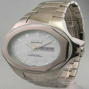 Mens Steel Day Date Watch CA301100SSDW