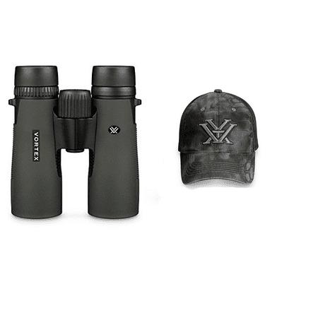 Vortex Optics Diamondback 2 10x42 Roo Prism Binoculars with Hat