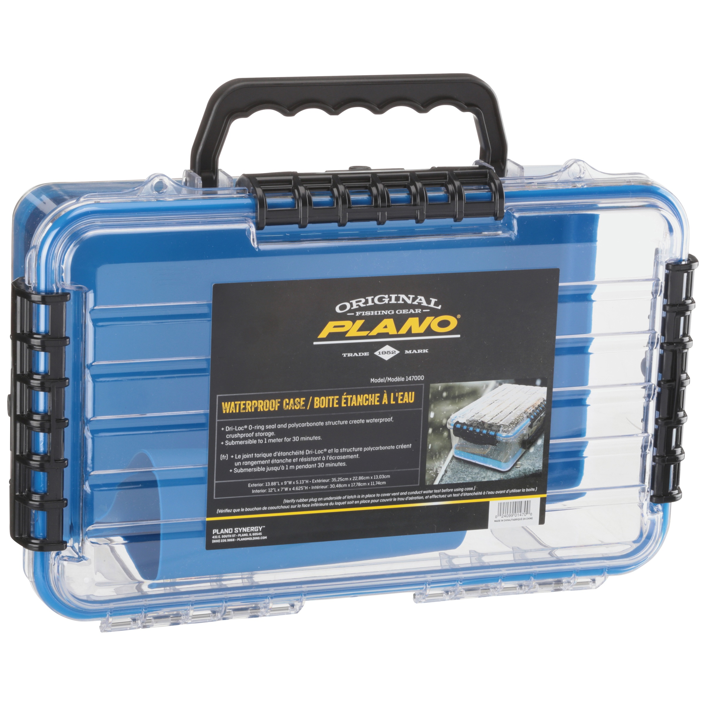 Plano Waterproof Case Tackle Box by Plano Synergy