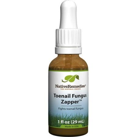 NativeRemedies Toenail Fungus Zapper Liquid, 1 Fl