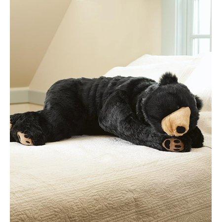 Super-Soft Bear Hug Body Pillow 48''L ()