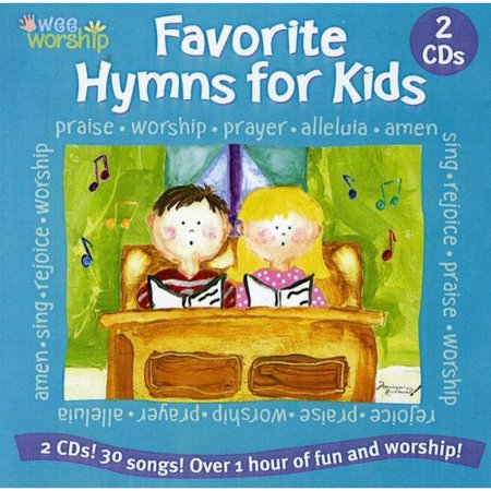 Favorite Hymns For Kids (Childrens Hymns)